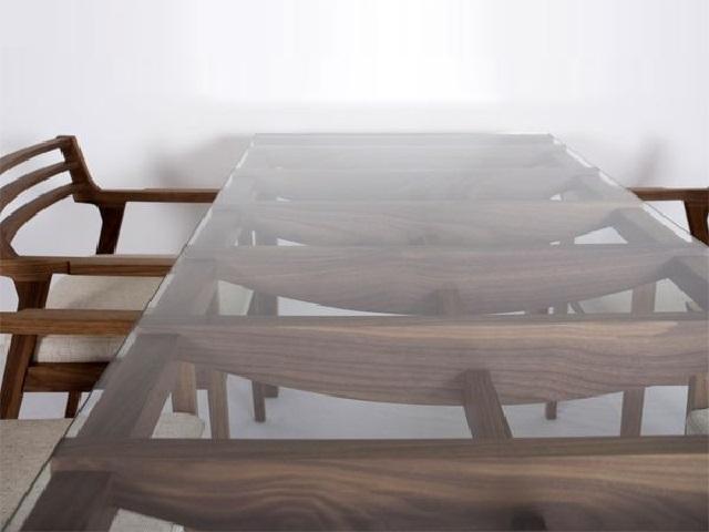 barco dining table バルコ ダイニングテーブル AJIM アジム