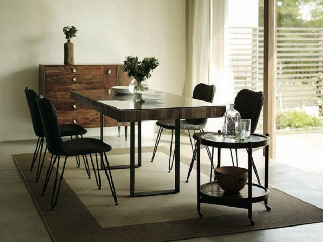 bina ビーナ GRAHAM DINING TABLE グラハム ダイニングテーブル