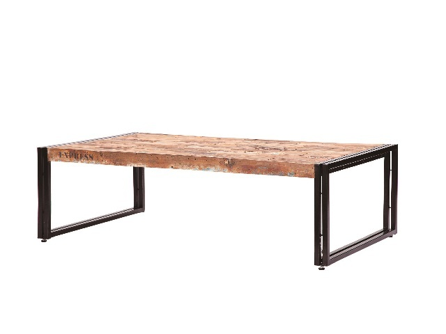 FERUM INDUSTRIAL COFFEE TABLE フェルム インダストリアル コーヒーテーブル S・L