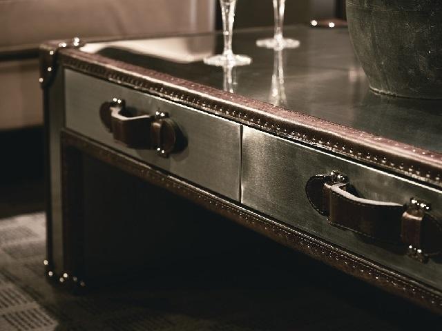 SLAB SMALL COFFEE TABLE スラブ スモール コーヒーテーブル HALO ハロー