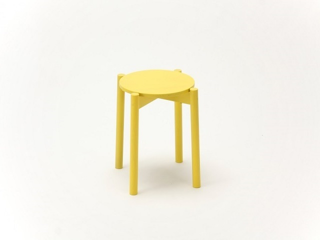 CASTOR STOOL PLUS キャストールスツールプラス KARIMOKU NEW STANDARD カリモクニュースタンダード スツール BIG-GAME