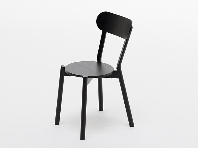 CASTOR CHAIR キャストールチェア KARIMOKU NEW STANDARD カリモクニュースタンダード 椅子
