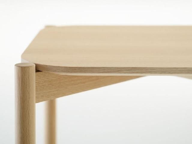 CASTOR TABLE 150 キャストールテーブル150 KARIMOKU NEW STANDARD カリモクニュースタンダード
