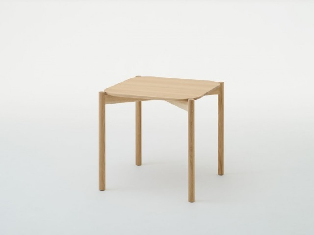 CASTOR TABLE 75 キャストールテーブル75 KARIMOKU NEW STANDARD カリモクニュースタンダード
