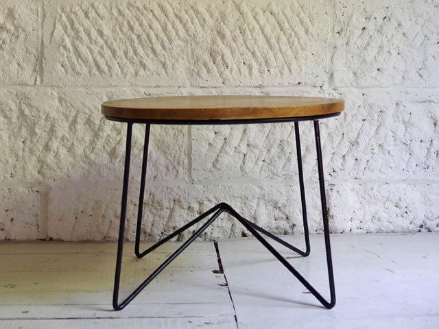 TH IRON COFFEE TABLE THアイアンコーヒーテーブル LIFE FURNITURE ライフファニチャー