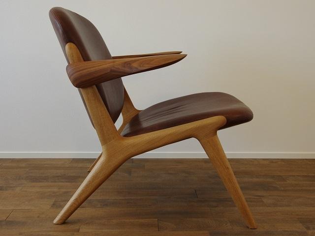 ISラウンジチェア 宮崎椅子製作所 Inoda + Sveje