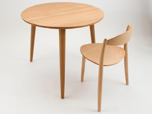hozukiテーブル 宮崎椅子製作所 吉永圭史