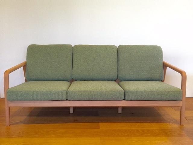 pepeソファ ペペソファ 3P 宮崎椅子製作所