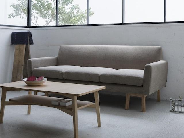 float sofa 3P フロートソファ SIEVE シーブ