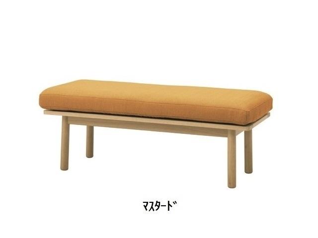 fluff dining bench フラッフ ダイニングベンチ SIEVE シーブ