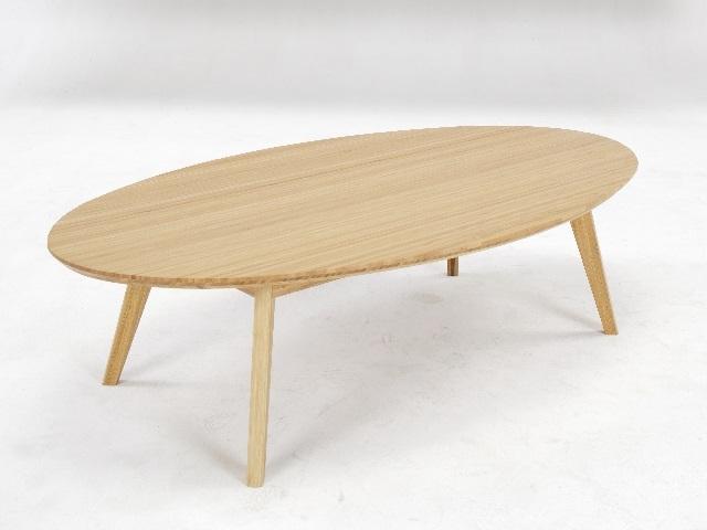 OVAL LIVING TABLE オーバル リビングテーブル TEORI テオリ