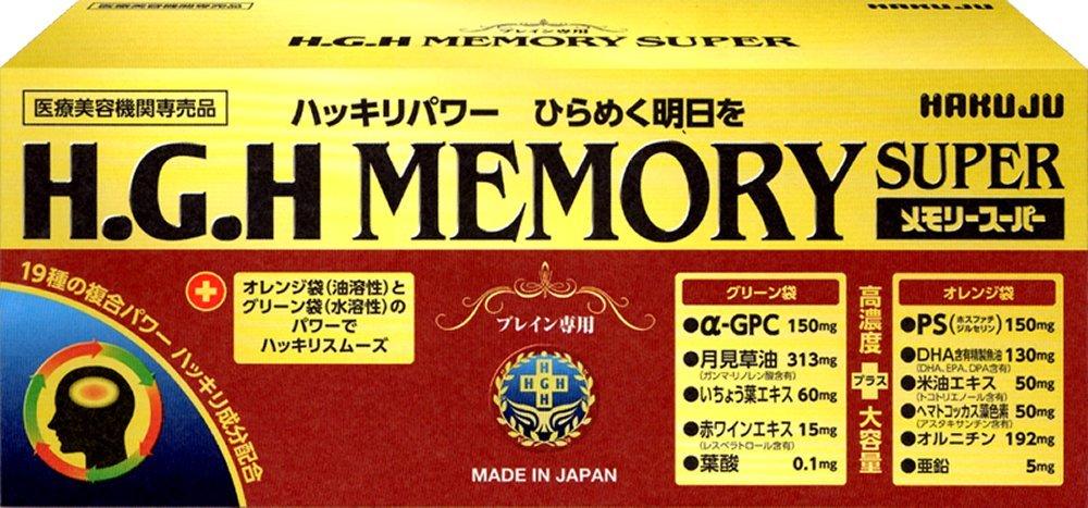 HGHメモリースーパー