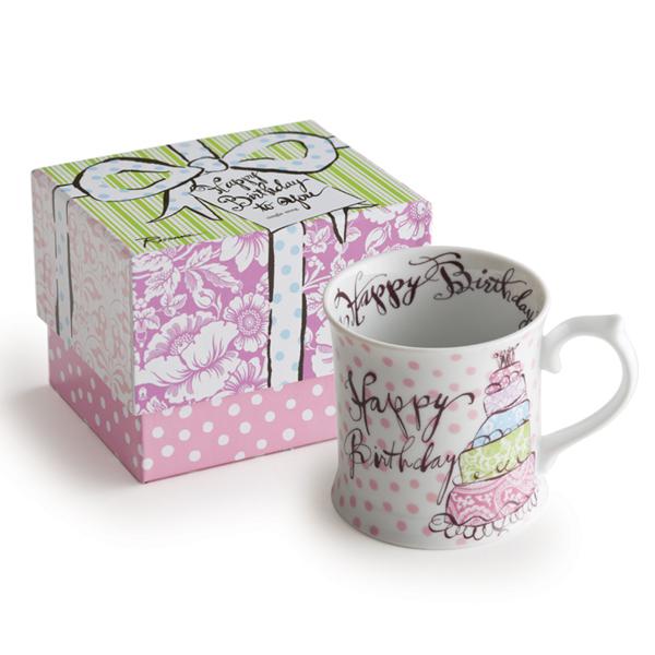 ROSANNA・ロザンナ ハッピーバースデー マグカップ