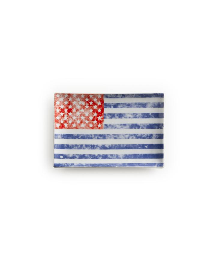 ROSANNA・ロザンナ ヴォヤージュ VINTAGE FLAG
