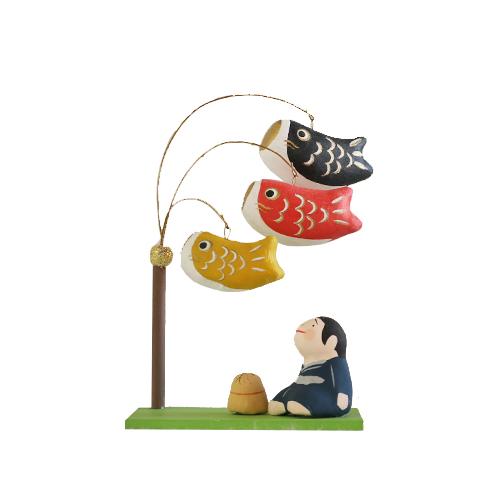 ふわふわ鯉のぼり