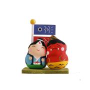 ミニ五月人形 桃太郎