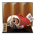 五月人形・鯉のぼり 達磨鯉