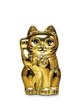 Baccarat (バカラ) 招き猫(ゴールド) CHAT LUCKY CAT (Gold)
