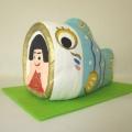 五月人形・鯉のぼり 金太郎のかくれんぼ 【生産終了しました】