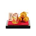 黄金猿と金俵
