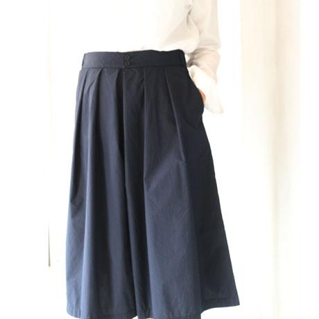 Tucked Wide Pants