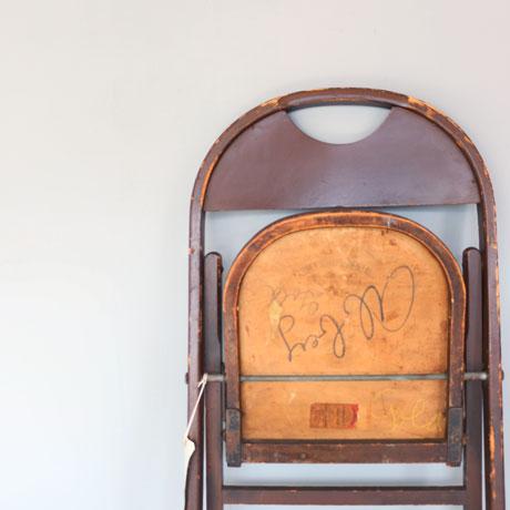 Vintage Falding Chair