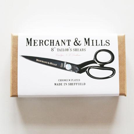 """MERCHANT & MILLS Tailor Scissors 8"""""""