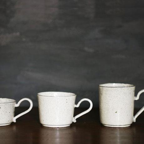 コーヒーカップ  // 齊藤隆