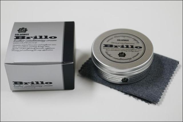 靴・財布・革ジャン・ハンドバッグ等の革製品のために開発されたお手入れクリーム ブリオクリーム レザージャケット