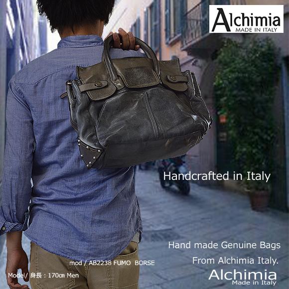 ショルダーバッグ レザーバッグ 本革ショルダーバッグ インポートブランドショルダーバッグ 本革 鞄 かばん レザーバッグ レザーバック Alchimia ab2238
