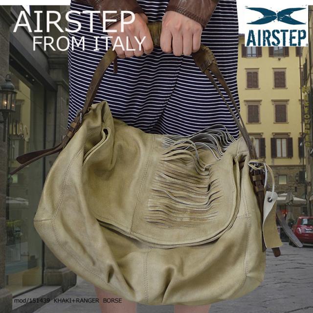 レザーショルダーバッグ レザーバッグ インポートブランドバッグ バック 本革 鞄 かばん レザー バッグ レザーバッグ レザーバック メンズ レディース AIRSTEP 151439