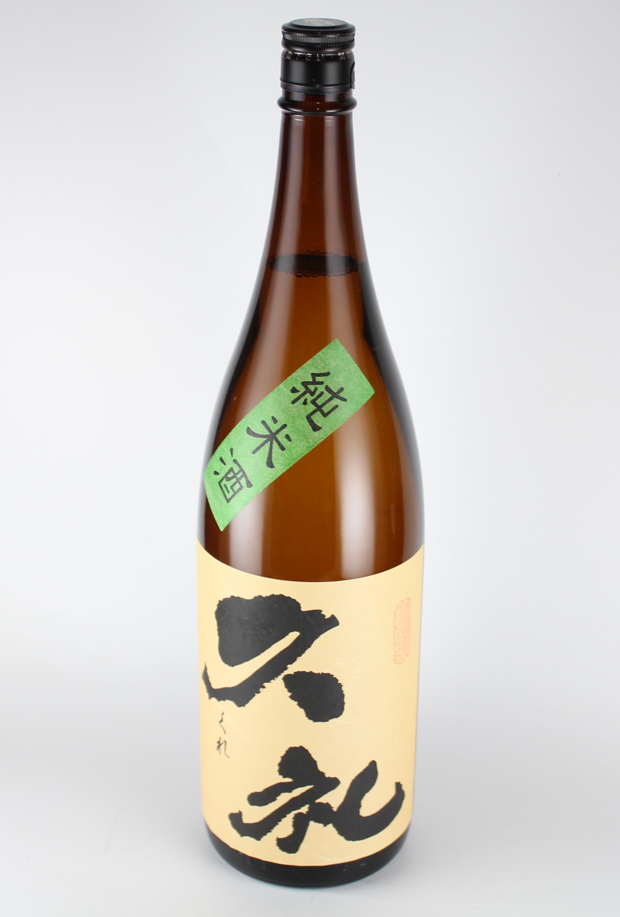 久礼 純米 1800ml 【高知/西岡酒造店】