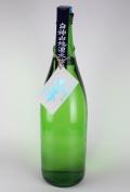 白瀑 山本 7号酵母仕込 純米吟醸生原酒 1800ml 【秋田/山本合名】