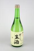 麒麟山 純米吟醸原酒 手ぬぐい包み 2015醸造年度 720ml 【新潟/麒麟山酒造】