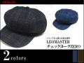 LEOMASTERチェックヨークZERO