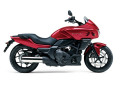 13 HONDA CTX700 DCT RED