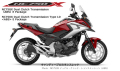 【国内向新車】17HONDA ホンダ NC750X DCT〈ABS〉E Package/NC750X Type LD DCT〈ABS〉E Package