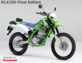�ڹ�������֡ۡڥХ�������åפϤȤ�ۥ��掠�� 16 KLX250 Final Edition / KAWASAKI 16 KLX250 Final Edition