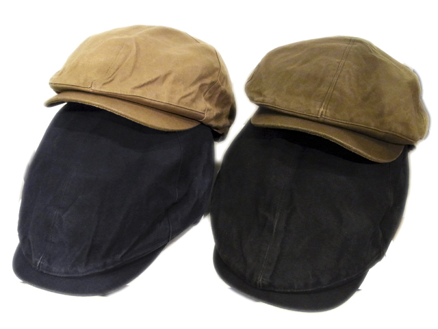 【KNOWLEDGE(ナレッジ)】 Paraffin Cloth Six Hunting(日本製)
