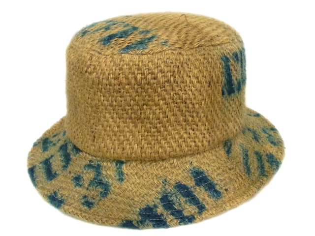 【KNOWLEDGE(ナレッジ)】 Coffee Bag Bucket Hat(日本製)