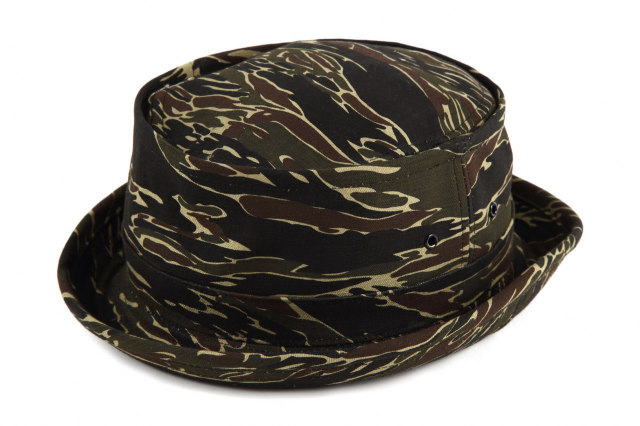 【KNOWLEDGE】CAMO PORKPIE