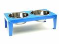 食べやすいおすすめのスタンド付き犬用食器|ドッグイヤーダイナー(フードボウル) Doca Pet|犬グッズ通販HAU