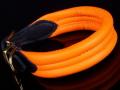 柔らかいパッド構造の犬用革製首輪|ポーランドソフトレザーカラー 25mm|犬グッズ通販HAU