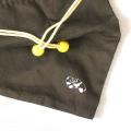 【メール便対応】【アイロンで布に転写できる】フロッキー転写シート パンダ(白)