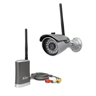 防犯カメラ ワイヤレス 屋外 デジタル無線カメラ AT-6130