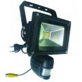 LEDセンサーライト付  防犯カメラ SDカード録画機内蔵