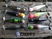 isonofactory (イソノファクトリー) 『CHOPPY(2nd) (チョッピー・セカンド)』