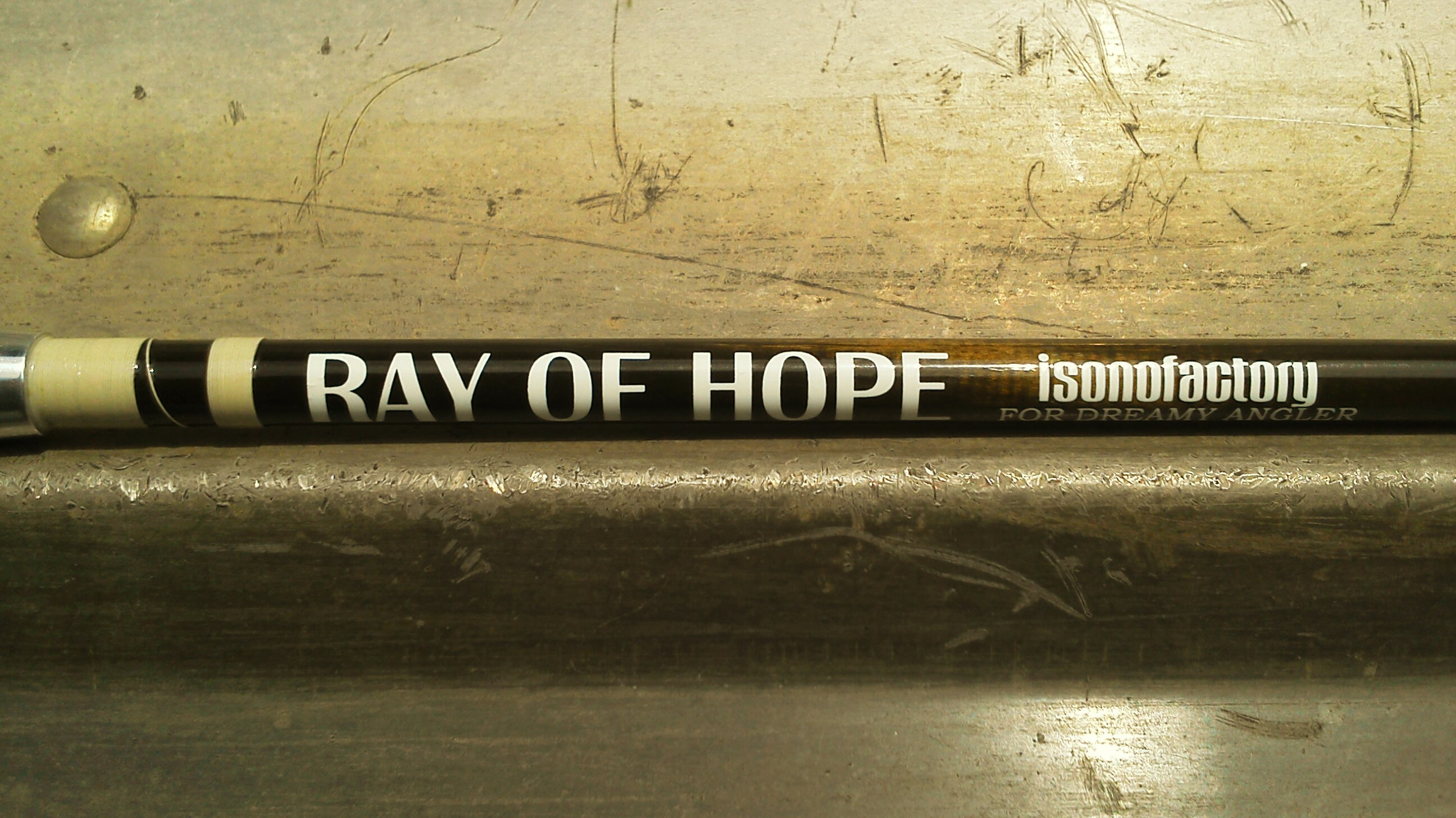 ISONOFACTRY 『RAY OF HOPE(レイ オブ ホープ)』