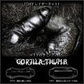 Brightliver x Headz 『Black Gorilla Thumb (バチグロゴリラの親指)』