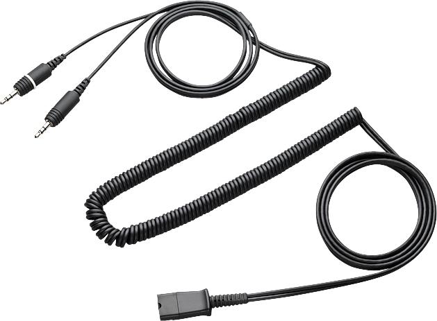 Plantronics(プラントロニクス) 28959-01 アクセサリ PC接続ケーブル